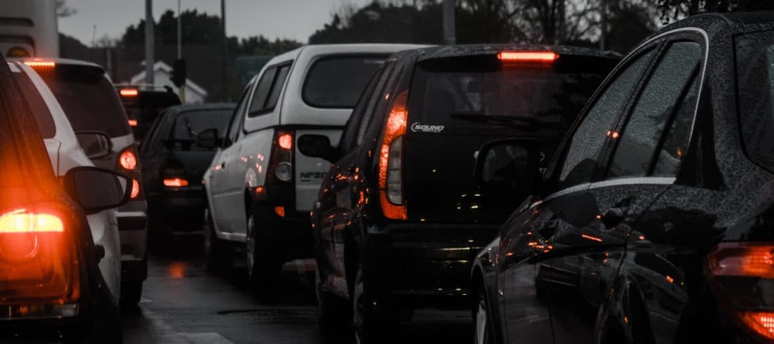 Car insurance relates to traffic congestion